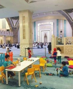 Encouraging Children to Frequent the Masjid